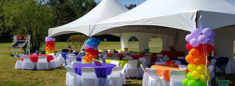 Florence Sc Tent Table Amp Chair Rentals Wadeentertainment